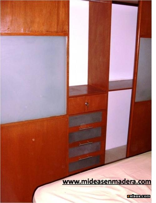 Closets Modernos Muebles Ideas Madera Distrito Federal Anuncios