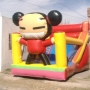 Tobogan inflable modelo pucca 3x5m