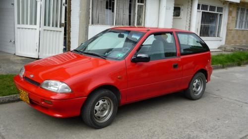Vendo Chevrolet Swift 1.0 en perfecto estado