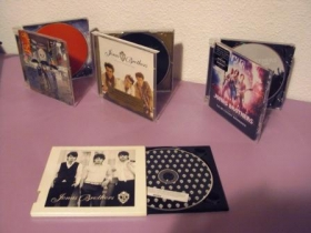 Fotos de CD'S ORIGINALES JONAS BROTHERS EN PERFECTO ESTADO