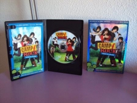 Fotos de DVD ORIGINAL CAMP ROCK 1 EDICIÓN ESPECIAL EN PERFECTO ESTADO