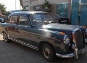 Vendo Mercedes-Benz 220S del 1960 en perfecto estado