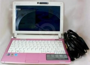 Acer Apire One D 250Acer Apire One D 250 Pink 2GB Ram 160 HDD Pantalla LCD-LED de 10.1 Windows 7, AVG Internet Security WebCam de Alta Resolucion Cargador Original Bateria de Extra Duracion (6.5 horas