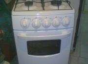 vendo estufa cetron blanca casi nueva
