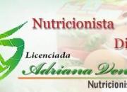 Obten un adecuado hábito de alimentación y controla tu metabolismo. Consulta personalizada con Nutricionista UCV.
