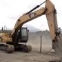 Excavadoras caterpillar 320c año 2004