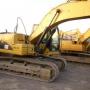 Excavadoras caterpillar 320d año 2008