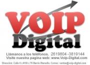 TELEFONIA VOZ IP  VOIP DIGITAL SAS