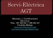 Servi-Eléctrica AGT- Instalaciones Eléctricas en General.
