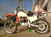 VENDO HONDA XL 250R ENDURO CALLE MODELO 1988