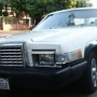 Ford thunderbird 82 automatico blanco