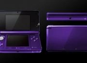 Nintendo 3DS morado medianoche Nuevo