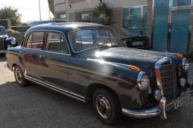 Fotos de Vendo Mercedes-Benz 220S del 1960 en perfecto estado