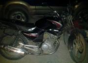 vendo yamaha YBR 125cc en muy buen estado